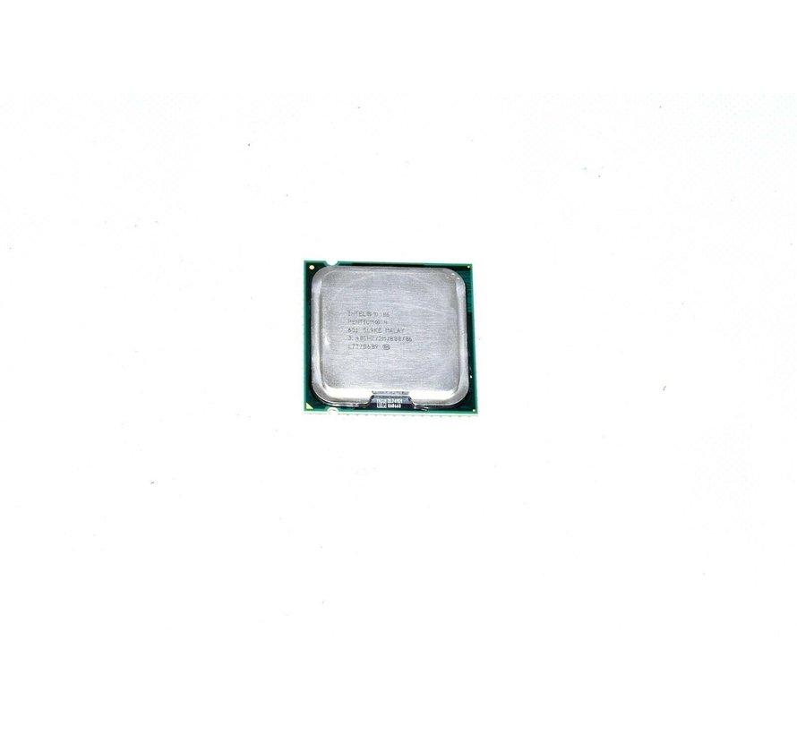 Servidor de memoria RAM Intel Pentium 06 651 SL9KE Malay 3.40GHZ / 2M / 800/06