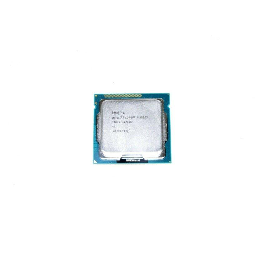 Servidor de memoria RAM Intel Core i5-3550S SR0P3 3.00GHZ