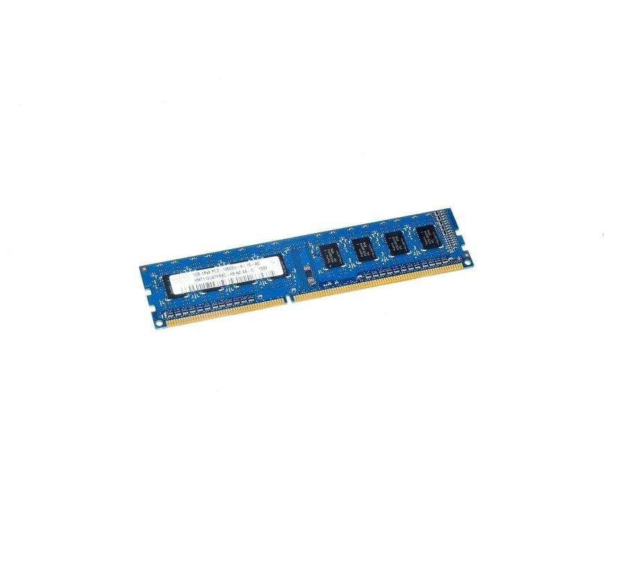 Servidor de memoria RAM Hynix HMT112U6TFR8C-H9 N0 AA-C 1009 1GB 1Rx8 PC3