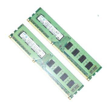 Samsung 4GB (2x 2GB) DDR3 RAM Samsung M378B5673FH0-CH9 - 2Rx8 PC3-10600U-09-10-B0