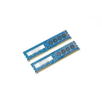 Nanya NT2GC64B88B0NF-CG 1111.TW 4GB (2x 2GB) 2Rx8 PC3-10600U-9-10-A0.1333 RAM