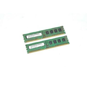 M MT8JTF25664AZ-1G4M1 1151 4GB (2x 2GB) 1Rx8 PC3-10600U-9-11-A1 RAM