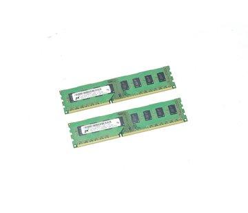 M MT16JTF25664AZ-1G4F1 1041 4GB (2x 2GB) 2Rx8 PC3-10600U-9-10-B0 RAM