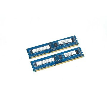 Hynix HMT125U6BFR8C-H9 N0 AA 0928 4GB (2x 2GB) 2Rx8 PC3-10600U-9-10-B0 RAM