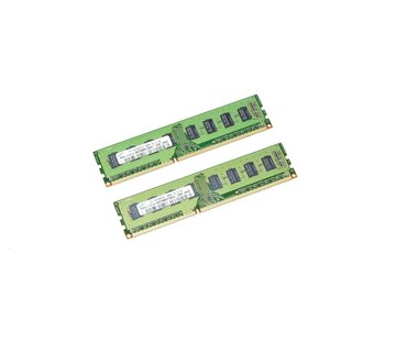 Samsung Samsung M378B5673EH1-CH9 0949 4GB (2x 2GB) 2Rx8 PC3-10600U-09-10-B0 RAM