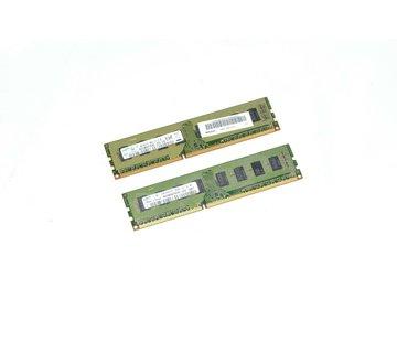 Samsung Samsung M378B5673FH0-CF8 4GB (2x 2GB) 2Rx8 PC3-8500U-07-10-B0 RAM
