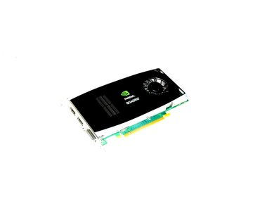 Tarjeta gráfica Nvidia Quadro FX1800 de 768 MB