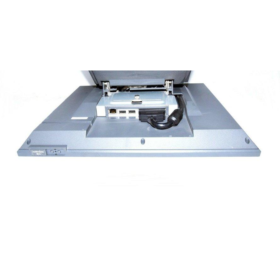 """IBM 4840 All-In-One Kassensystem 15"""" Touchscreen Monitor Display + PC Kioskkasse"""