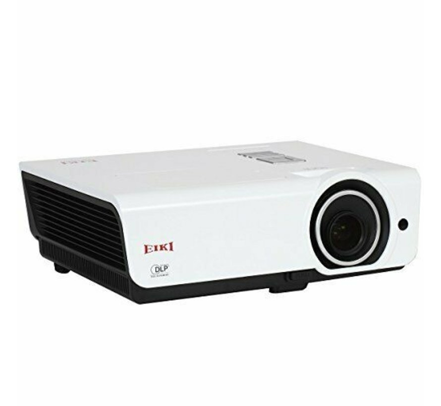 EIKI EIP-U4700 DLP Beamer Business Projektor LAN HDMI 3D-Projektionsfunktion
