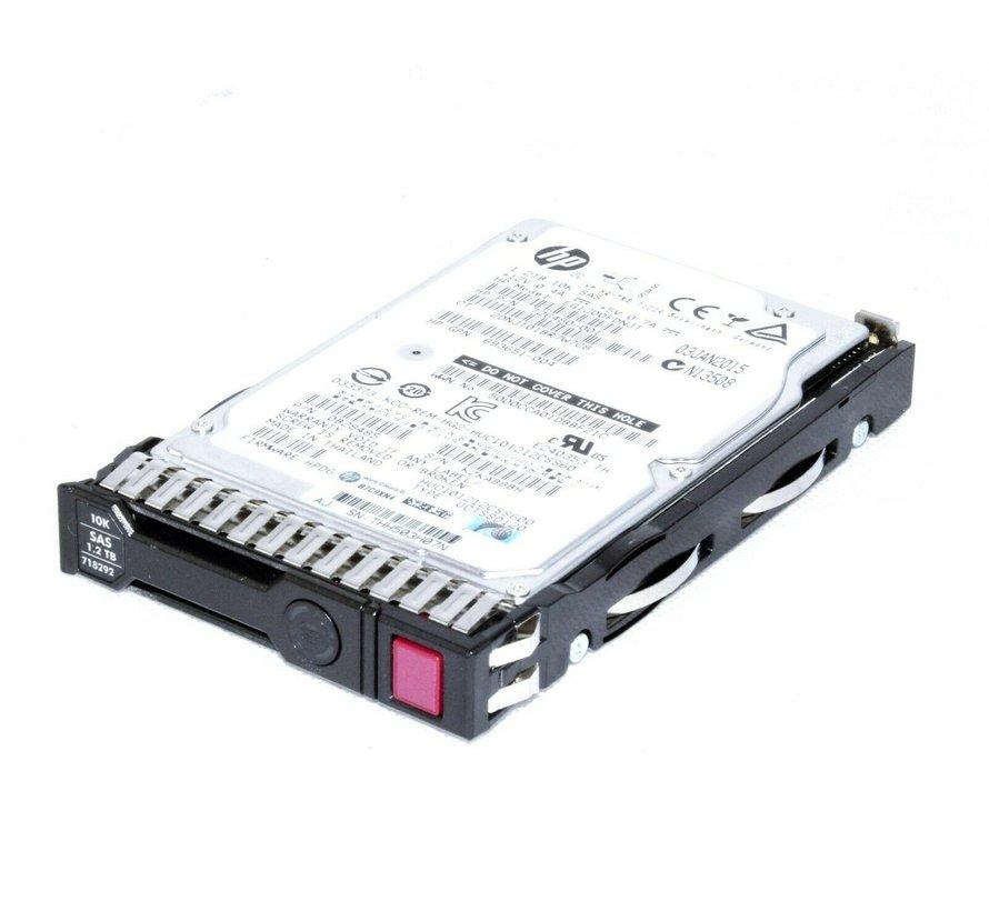 """HP EG1200FDNJT Hard Drive 1.2TB 10k SAS 2.5 """"Hard Drive 726480-001 697631-001"""