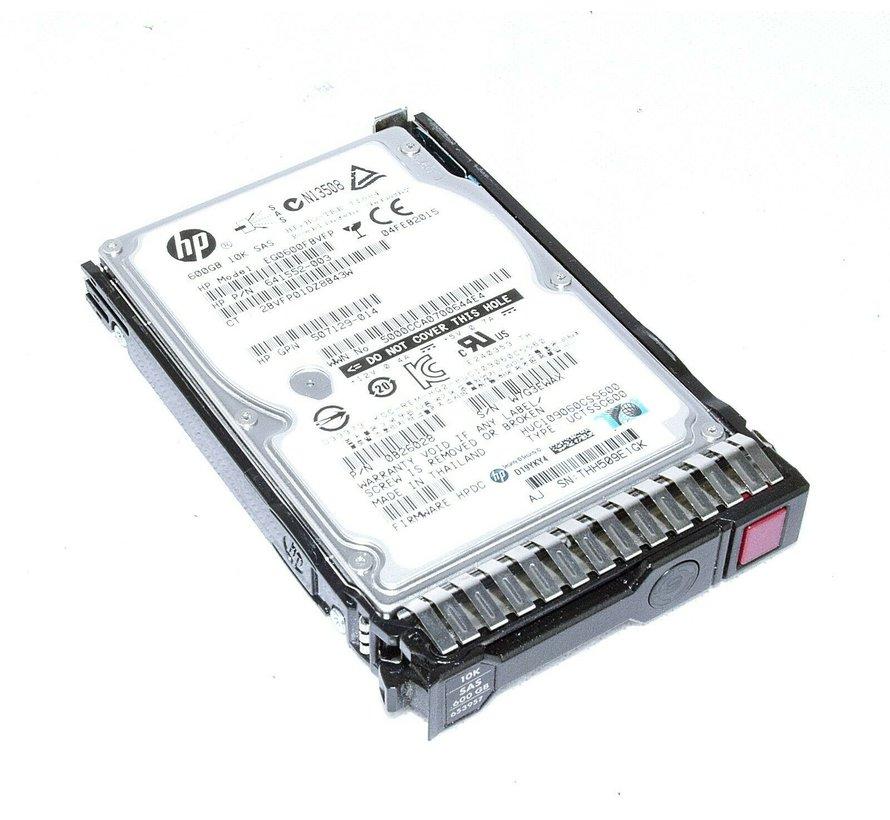 """HP 2.5"""" Festplatte 600GB 10K SAS 641552-003 EG0600FBVFP Hard Drive 730702-001"""