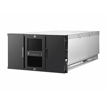 HP HP StoreEver MSL6480 Tape Library LTO 5 6 7 8 / 2x BL540B / 2x 723572-001