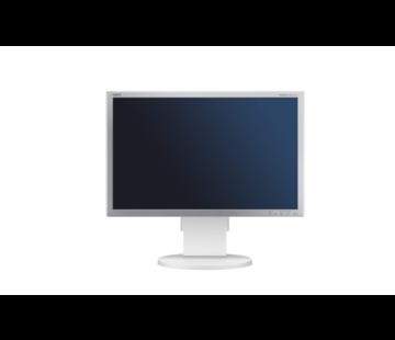 NEC NEC MultiSync EA241WM 61cm 24 Inch TFT LCD Monitor Display White