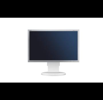NEC NEC MultiSync EA241WM 61cm 24 pulgadas TFT LCD monitor pantalla blanco