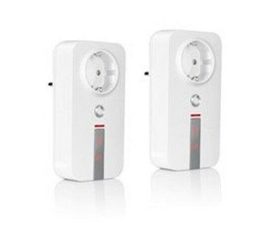 Vodafone Home Connect 200+ Powerline Adapter Set Netzwerkadapter