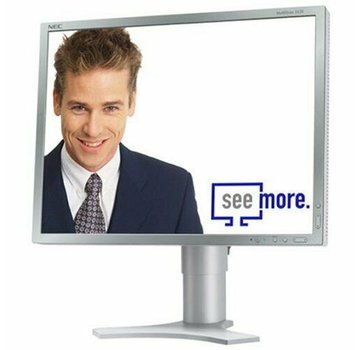 """NEC Nec LCD2690WUXI 26 """"LED monitor 26 inch 800: 1 display white"""