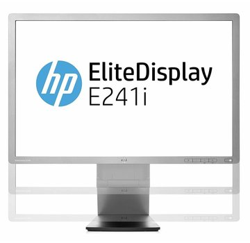 HP Pantalla de monitor LED MNT HP EliteDisplay E241i de 60,9 cm y 24 pulgadas