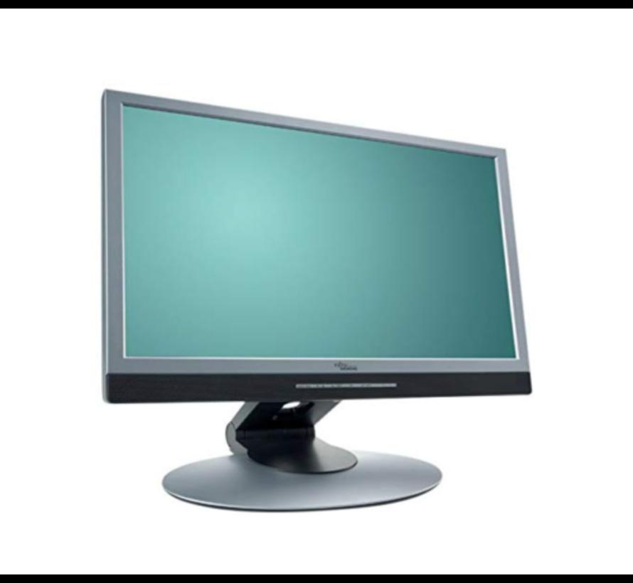 "Fujitsu Scenicview 24"" P24-1W 61 cm 24 Zoll Wide Screen TFT Monitor Display"