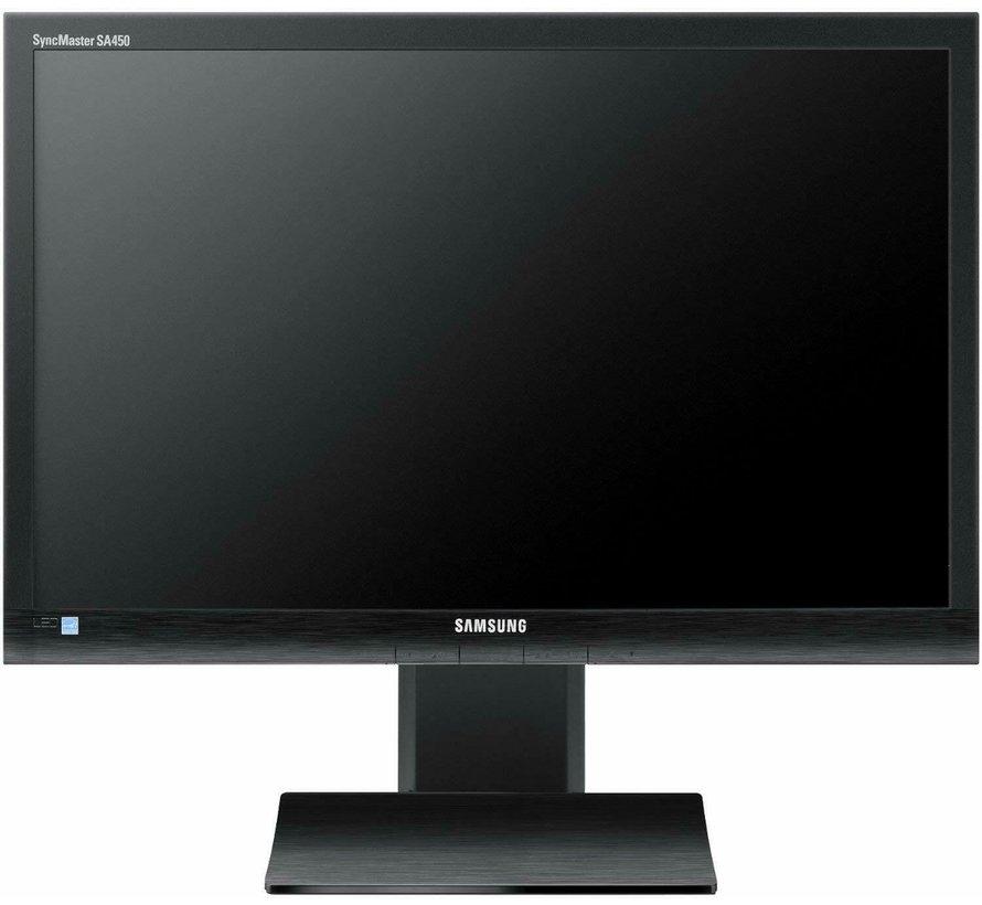 """Samsung 24 """"S24A450MW 60.1 cm monitor de pantalla LED de pantalla ancha de 24 pulgadas"""