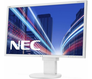 "NEC NEC 22"" EA224WMI 55,9 cm 22 Zoll Widescreen TFT Display Monitor weiß"
