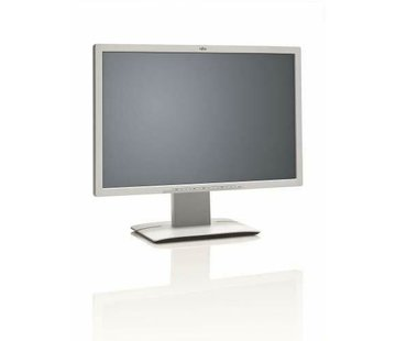 "Fujitsu Fujitsu 24 ""B24W-6 LED S26361-K1427-V140 24 inch monitor display white"