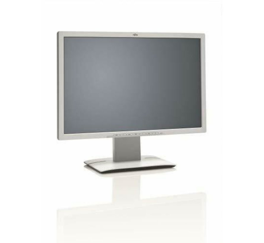 "Fujitsu 24"" B24W-6 LED S26361-K1427-V140 24 Zoll Monitor Display weiß"