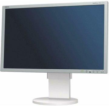 NEC NEC MultiSync EA231WMi 58.4 cm 23 inch TFT display monitor white