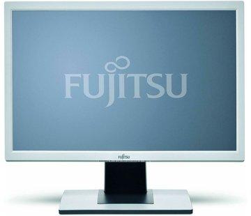 Fujitsu Fujitsu B24W-5 ECO 60,9 cm (24 Zoll) Widescreen T24BA Display Monitor weiß