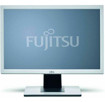 Fujitsu Fujitsu B24W-5 ECO Monitor de pantalla panorámica T24BA de 60,9 cm (24 pulgadas) blanco