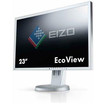 Eizo Eizo EV2336W 58,4 cm (23 Zoll) Widescreen TFT Monitor Display hellgrau