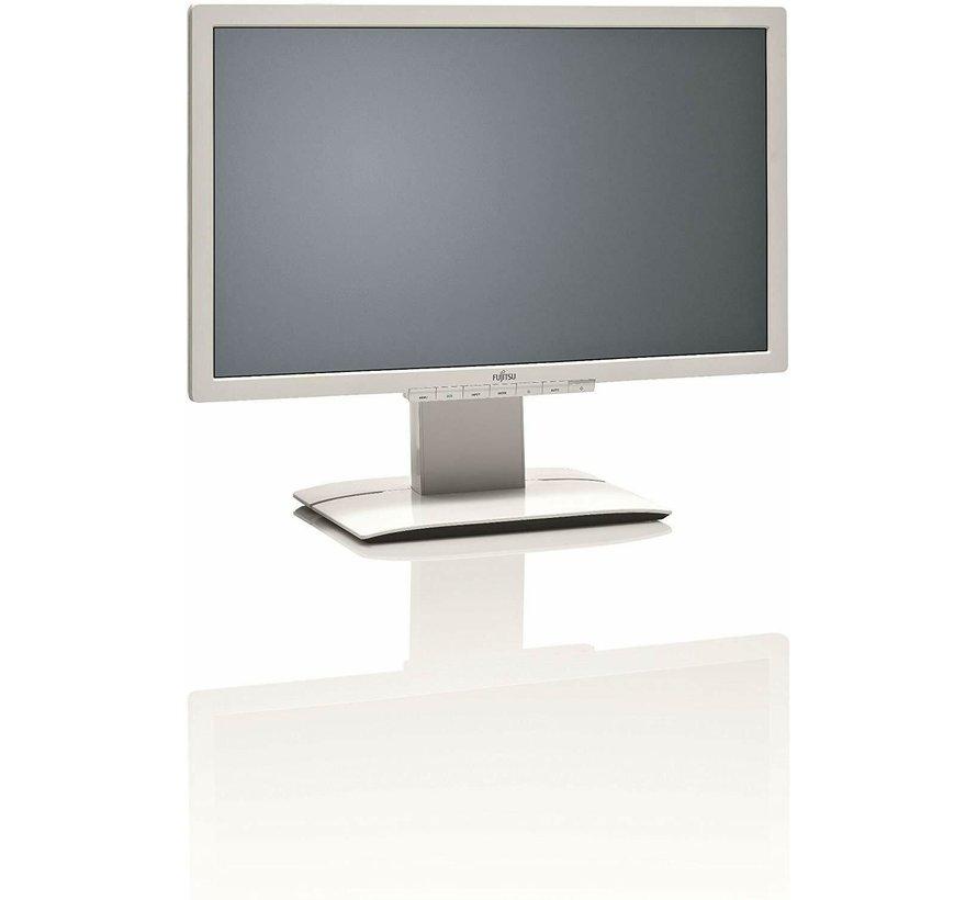 "Fujitsu 23"" B23T-6 58,4 cm 23 Zoll LED Monitor Display weiß"