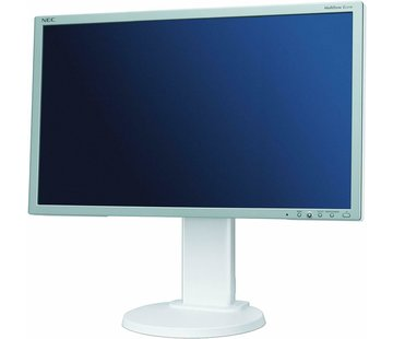 "NEC NEC 23 ""MultiSync E231W 58.4 cm 23 inch LCD monitor display white"