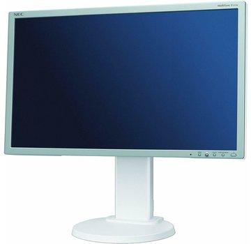"""NEC NEC 23 """"MultiSync E231W 58.4 cm 23 inch LCD monitor display white"""