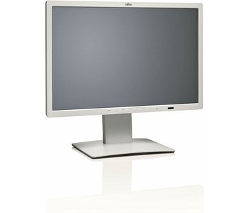 "Fujitsu FUJITSU 24"" Display P24W-7 LED 60,96cm 24Zoll UltraWide Monitor Display weiß"
