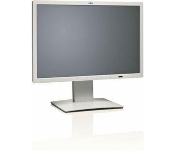 "Fujitsu FUJITSU Pantalla de 24 ""P24W-7 LED 60.96cm Pantalla de monitor UltraWide de 24 pulgadas blanca"