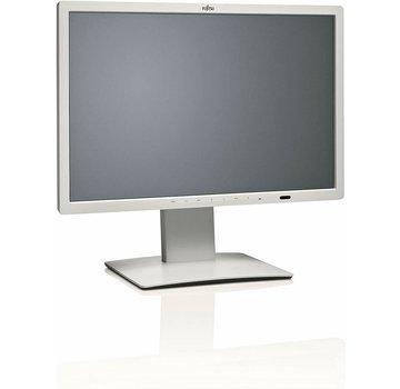 "Fujitsu FUJITSU 24"" Display P24W-7 LED 60,96cm 24Zoll UltraWide Monitor Display weiß"