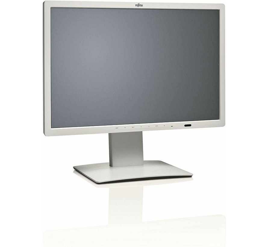 "FUJITSU 24 ""display P24W-7 LED 60.96cm 24inch UltraWide monitor display white"