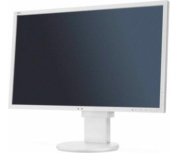 "NEC NEC 24 ""EA244WMI monitor de pantalla panorámica TFT de 24 pulgadas blanco"