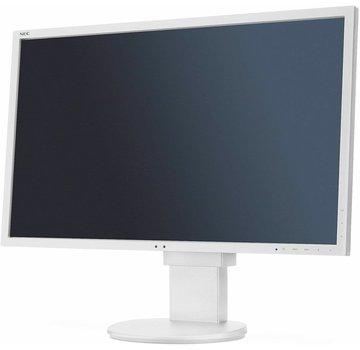 """NEC NEC 24 """"EA244WMI 24 inch widescreen TFT monitor display white"""