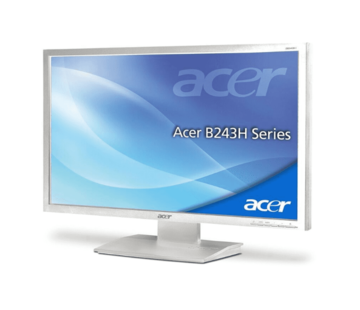 "ACER B243HL BDR 24 ""Full HD monitor 1920 x 1080 pixel monitor display"