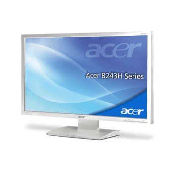 "ACER B243HL BDR 24 ""Full HD monitor 1920 x 1080 pixel monitor display"