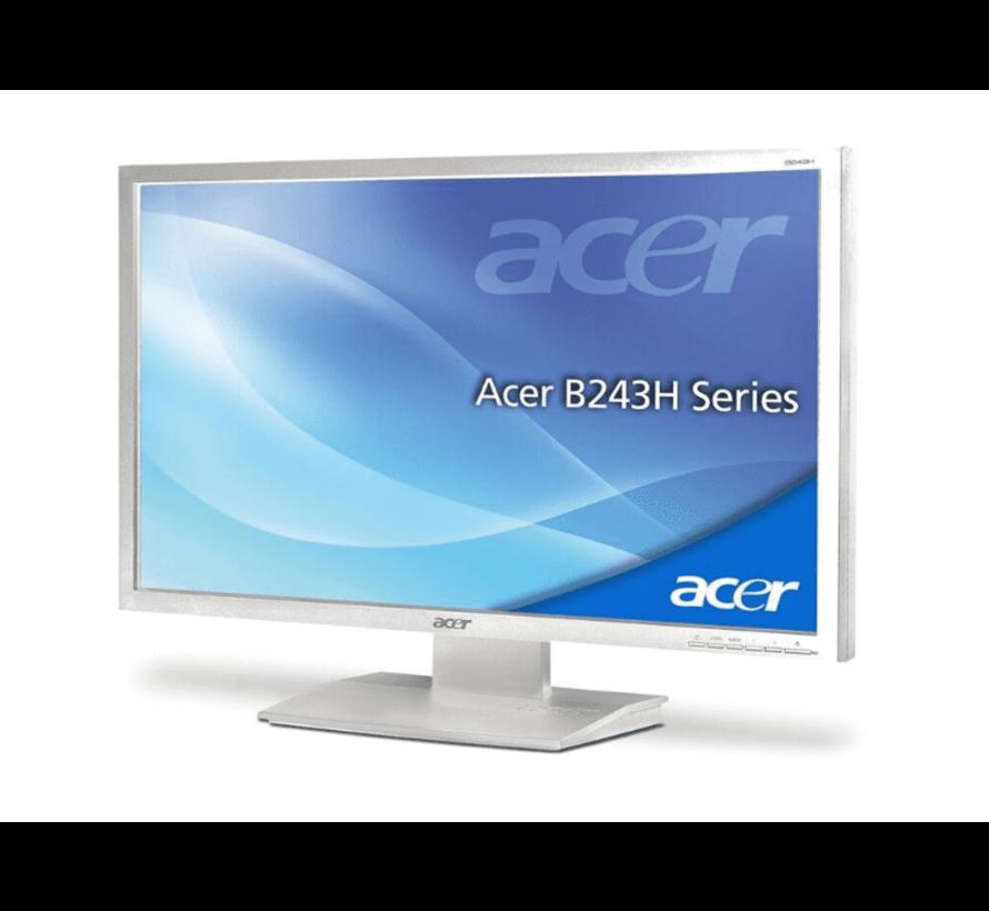 """ACER B243HL BDR Monitor de 24 """"Full HD Pantalla de monitor de 1920 x 1080 píxeles"""