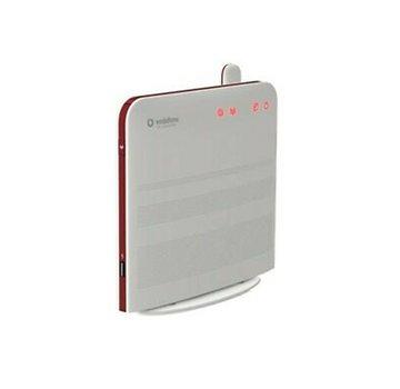 Vodafone EasyBox 803 A DSL WLAN Wifi 4 puertos módem enrutador