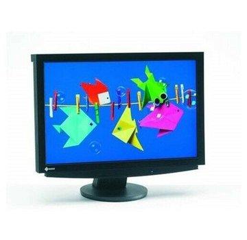 Eizo Eizo S2411W TFT LCD monitor DVI display 61 cm (24 inch) screen white