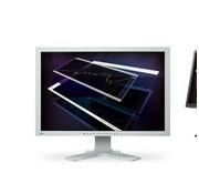 Eizo Eizo Flexscan S2431W TFT LCD Monitor Pantalla 61cm (24 pulgadas) pantalla blanca
