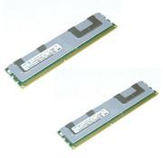 Samsung Samsung 32GB (2x16GB) PC3-8500R DIMM 4Rx4 DDR3 Server Ram M393B2K70CM0-CF8
