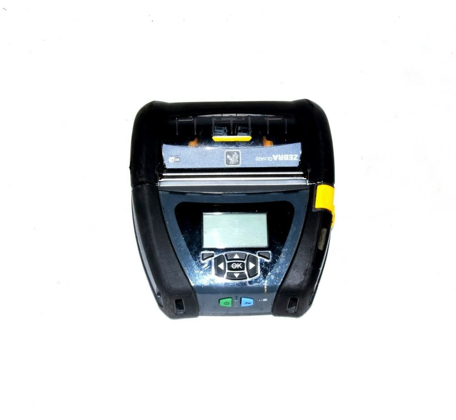 Impresora de etiquetas Zebra Technologies QLn420 7.4V 15A Impresora sin batería