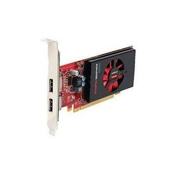 AMD W2100 FirePro 2GB DDR3 2X DP PCI-EXPRESS 3.0 X16 Grafikkarte CAD 762896-003