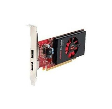 Tarjeta gráfica AMD W2100 FirePro 2GB DDR3 2X DP PCI-EXPRESS 3.0 X16 CAD 762896-003