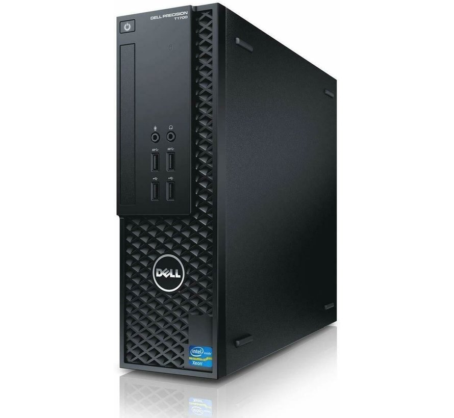 Dell Workstation Precision T1700 QC Core i7-4790 3,6GHz 8GB DDR3 1TB Quadro K600